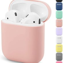 Silicone-Case Airpods Earphone 2-Accessories 2/1-Cover for Cute Ultra-Thin Airpods/Airpods/2-accessories/..