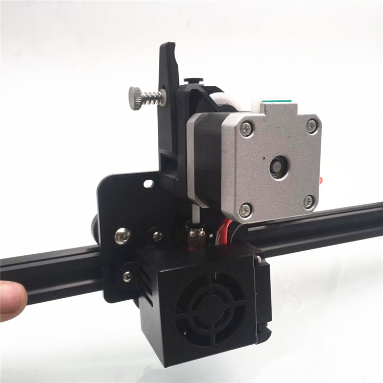 1.75 full kit assembled Creality Ender 5 BMG Direct Drive extruder Upgrade Kit dual gear direct drive flexible extruder Adaptor|3D Printer Parts & Accessories| |  - title=