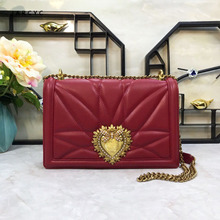 luxury handbags women bags designer 2018 New Autumn Diamond Chain Skew Across The Mini Single Shoulder Fashion Fairy Square Bag