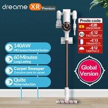 【Promo Code:FRMAY013】Dreame — aspirateur à main sans fil XR Premium, nettoyage de tapis avec puissance d'aspiration 22Kpa et collecteur de poussière tout-en-un, pour sol et tapis