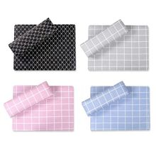 Nail Art Hand Pillow And Rest Cushion Set Plaid Small Fresh Style Comfortable Accessory Tool