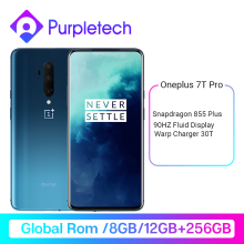Global ROM OnePlus 7T Pro 8GB 12GB 256GB Mobile Phone 6.67 i
