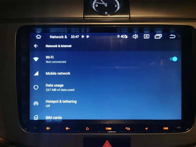 ANDROID VW GOLF PASSAT CC VOLKSWAGEN 4G (1)