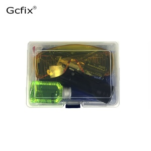 Image 5 - Automotive Fluorescente Rilevazione di Fughe di Auto Aria Condizionata R134a Refrigerante Freon Gas AC Rilevatore di Prova di Tenuta Strumento di Riparazione UV della Tintura