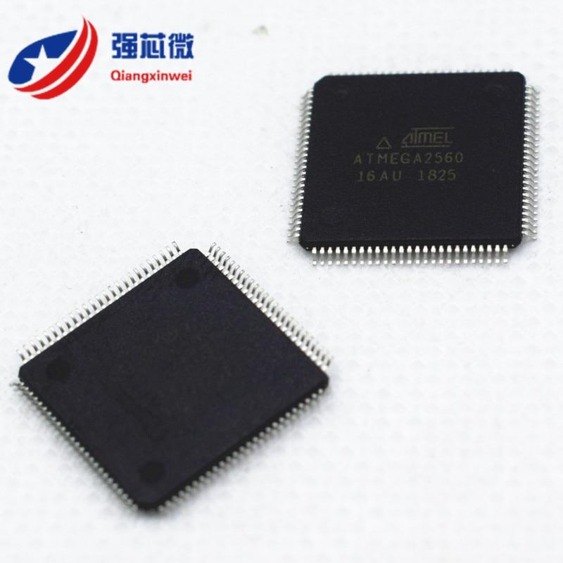 ATMEGA2560-16AU ATMEGA2560-16 ATMEGA2560  Integrated IC Chip Original