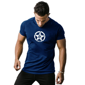 2020 New Summer short sleeve men's tshirt Fashion casual round neck T shirt loose comfort men clothing top