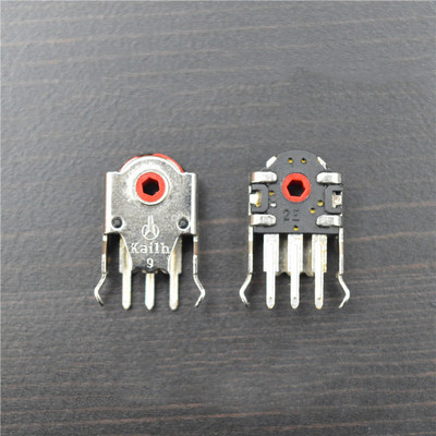 1pc Original Kailh 9mm 10mm 11mm Mouse Scroll Encoder Mice Decoder Repair Accessory