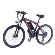 Electric Ebike Bicicleta Carbon-Steel Motorcycles-Bike/electric-Bicycle 1000 21-Speed