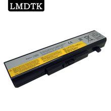 Новый аккумулятор LMDTK для ноутбука LENOVO G480 G485 G585 Y480 Y480N Y485 Y480P L11P6R01 L11S6F01 L11S6Y01, 6 ячеек, бесплатная доставка