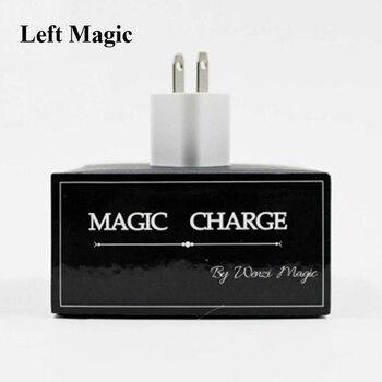 Magic Charge Magic Tricks Amazing Mentalism Close Up Magic Illusion Gimmick Magic Funny Magic Varied Props Easy To Do Learn фото