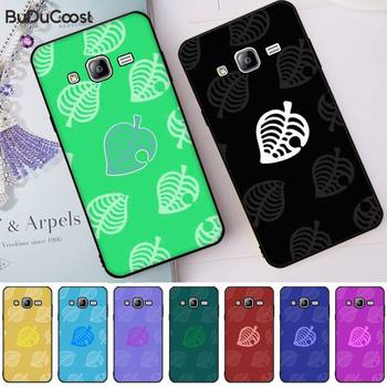 Riccu Animal Crossing New Hori Riddle Phone Case For Samsung Galaxy J7 J6 J8 J4 J4Plus J7 DUO J7NEO J2 J7 Prime image