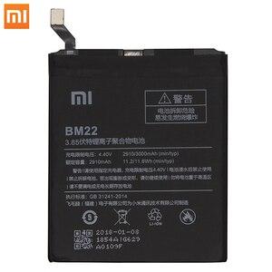 Image 3 - Xiao Batería de teléfono Original BM22 para Xiaomi Mi 5, Mi5, M5, 3000mAh, batería de repuesto de alta calidad, paquete al por menor, herramientas gratuitas