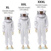 Защитная одежда для пчеловодства, шляпа для всего тела, спортивный костюм для пчеловода, вуалевая шляпа, одежда для сохранения пчеловодства