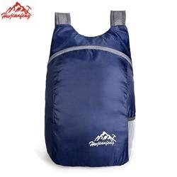 Lightweight Packable Backpack,Men Women Waterproof Folding Backpack,Ultralight Outdoor Tool Hiking Backpack Travle Small Bag