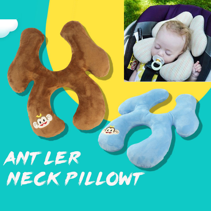 child car seat head support cute travel neck pillow baby stroller head protection bebe care baby accesrroies