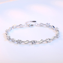 2020 Crystal Love Bracelet For Women Fashion Accessories