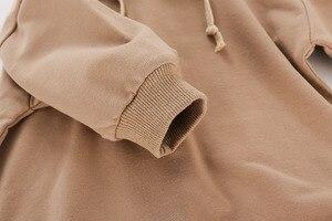Image 4 - 2020 아기 Bodysuits 코 튼 까마귀 아래쪽 커버와 크롤링 양복 아기 어린이 핑크 Bodysuit 아기 소녀 옷