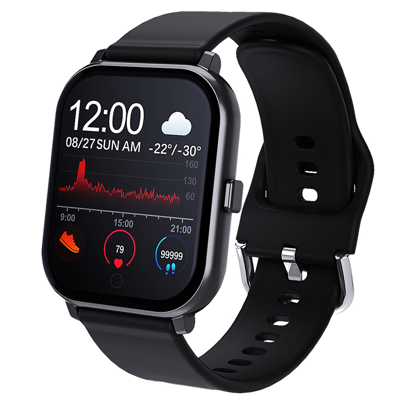 Timewolf Smart Watch Men 2020 Bluetooth Smartwatch Ip68 Men Waterproof Blood Pressure Smart Watch For Android Phone Iphone IOS
