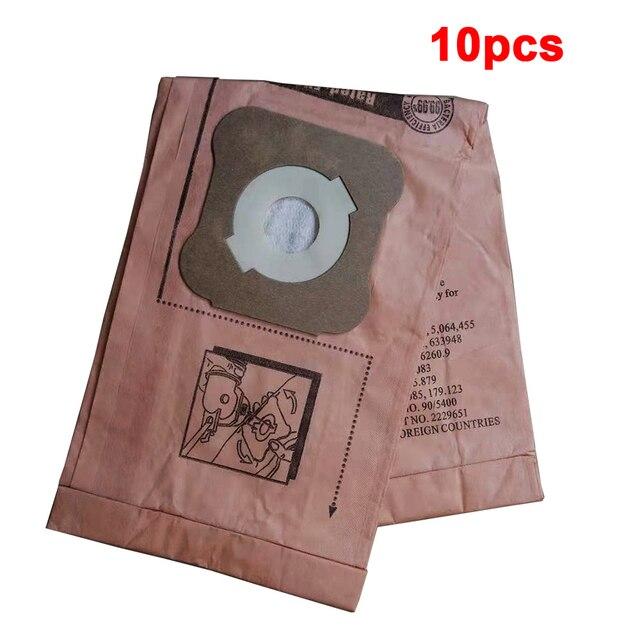 Saco a vácuo adequado para luminary ia hepa micron magic u g, para kirby g3 g4 g5 g6 sacos à vácuo acessórios para aspirador de pó