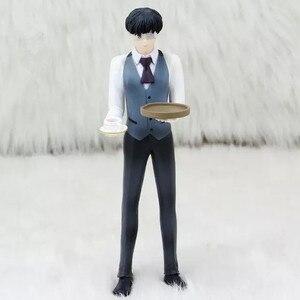 Image 2 - Tokyo Ghoul Figurine danime Kaneki Ken Juzo Suzuya Rei Uta Touka Kirishima Réaliste Ver Modèle PVC Poupée de Collection 12 ~ 15cm