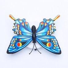 Светодиод ночь свет бабочка светодиод ночь свет лампа с красочный изменение для дома комната вечеринка стол стена декор