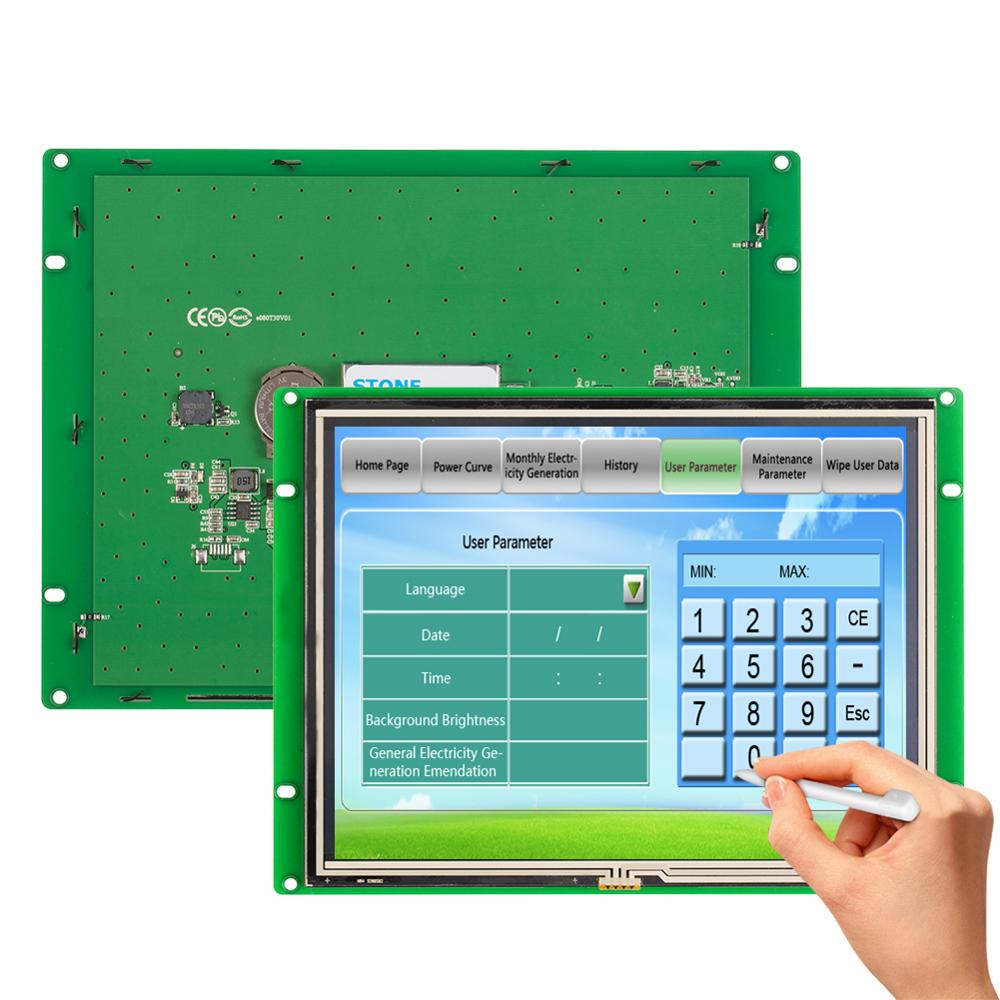 8.0 Inch Touch Screen LCD Display Controller Module