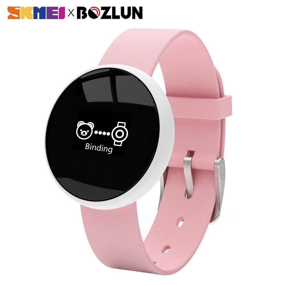 2020 Women Digital Watch Clock Period Tracker APP Reminder Female Fitness Sport Watches Ladies Wristwatches Relogio Feminino B16