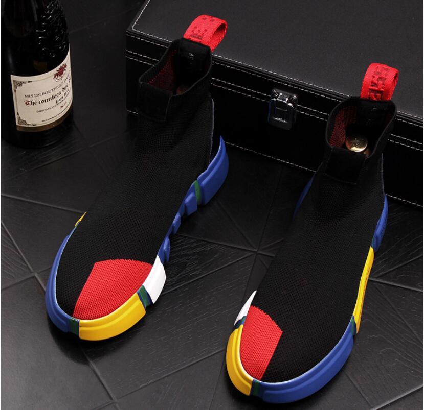 2020 Designer Socks Shoes Fashion Men