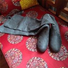 snow women waterproof High Long Overknee Red Black Thigh Overlength boots