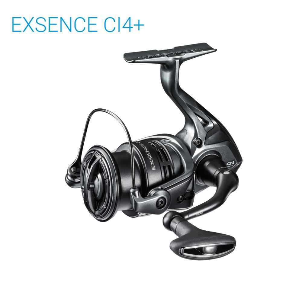 2018 Originele Shimano Exsence CI4 + 4000MXG Gear Ratio 6.2: 1 Saltwater Spinning Reel Fishing Speciale Voor Zeebaars