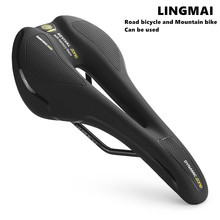 Road Bike Saddle Ultralight vtt Racing Seat Wave Road Bicycle Saddle For Men Soft Comfortable MTB Bike Seat Cycling Spare Parts