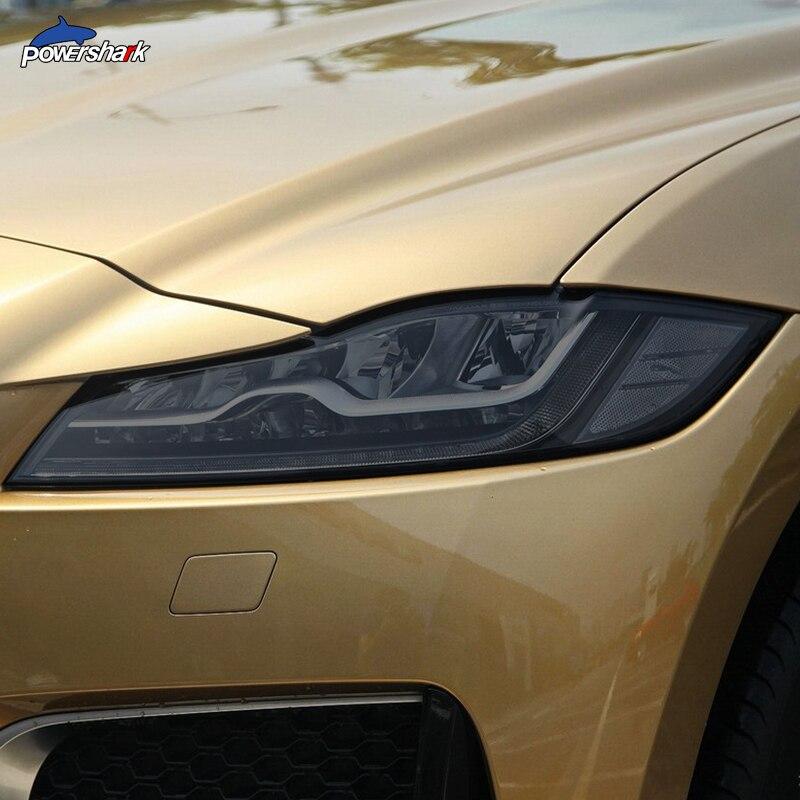 Тинт для автомобильной фары, Черная защитная пленка, прозрачная наклейка из ТПУ для заднего фонаря Jaguar F Pace 2017 2018 2019 2020, аксессуары|Наклейки на автомобиль| | АлиЭкспресс