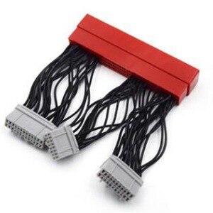 Image 5 - Honda için OBD2A to OBD1 tak ve çalıştır Jumper dönüşüm sürüş bilgisayar kablo demeti ihracat ürünleri
