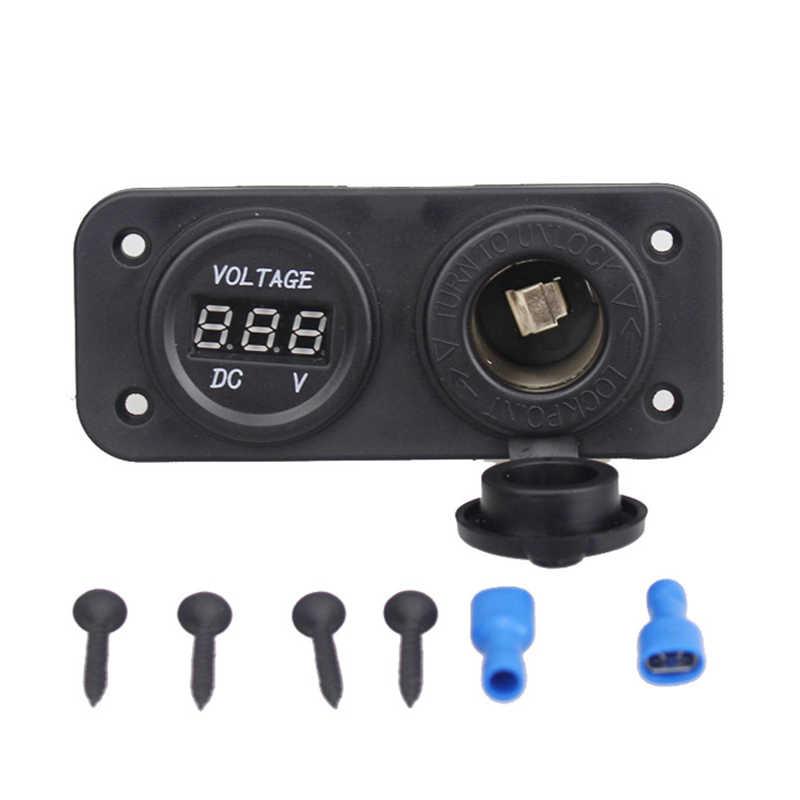 2019 12 v dupla usb isqueiro do carro soquete divisor 12 v carregador adaptador de energia tomada acessórios chegam novas