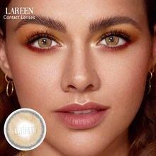 Цветные контактные линзы lareen для глаз цветные серии ed sorayama