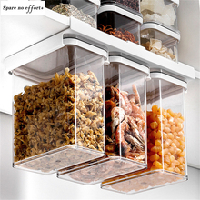 Adjustable Stretchable  Organizer Drawer Basket Refrigerator Pull-out Drawers Fresh Spacer Layer Storage Rack