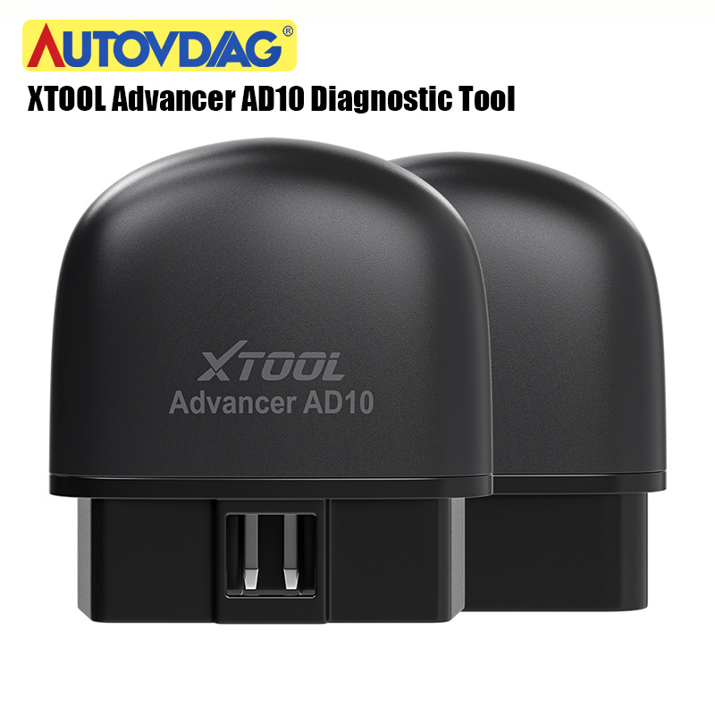 XTOOL AD10 OBD2 Scanner EOBD Bluetooth ELM327 Code Reader Diagnose Werkzeug Arbeit Mit Android/IOS/Windows Mit HUD head Up Display