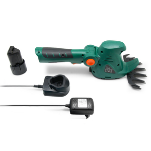 Image 5 - East 10.8V Electric Hedge Trimmer 2 in 1 Li ion Cordless Grass Trimmer Lawn Mower Rechargeable Garden Pruning Shears ET1007C
