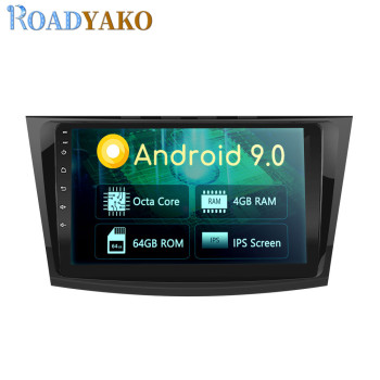 9'' Android Car Harness For Mazda 3 2011 - 2015 Stereo Auto Car Radio DVD GPS Navigation Multimedia Video Play Autoradio 2 Din image