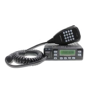 Image 1 - LEIXEN VV 898S Mini Moblie Radio 136 174&400 480MHz Dual band car Transceiver Amateur Ham Radio + USB Programming Cable