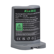 Professional High Power Rechargeable Lithium ion Battery for iRobot Braava Jet M6 Vacuum Sweeper