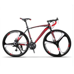 2020 new carbon steel road bike 700C road bike male and female students road racing adult 21/27 speed bike