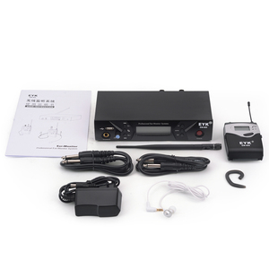 Image 5 - EM 600 UHF Wireless In Ear Monitor System Professional Stage Performance Ear Monitoring Systems with One Bodypack Transmitter