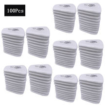 20/50/100pcs 5N11 Cotton Filters Replaceable Filters For 6200/7502/6800 Gas Dust Mask Accessories