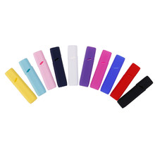 1pc 6 Color Available Soft Silicone shell Cover For IQOS 3.0 Multi Cover Case Size:12*3*1.5cm 100% new and high quality(China)