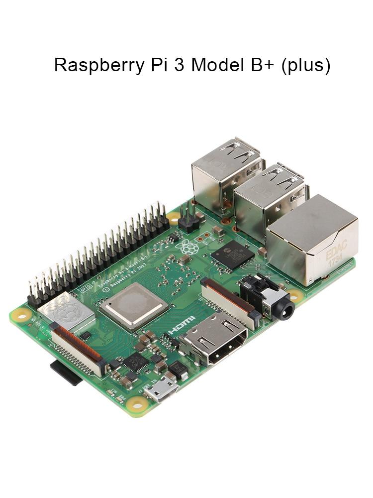 64-Bit Processor Wifi Raspberry Pi Bluetooth Original Quad-Core Plus Broadcom 3-Model