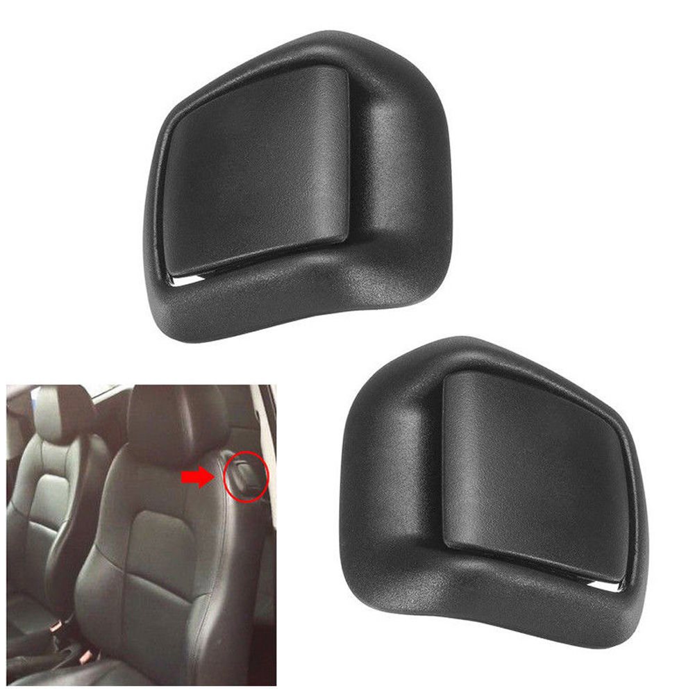 1 Pair 1417521 Armrest Accessories Direct Replacement Plastic Car Right Left Stable 1417520 Front Seat Tilt For FORD Fiesta MK6