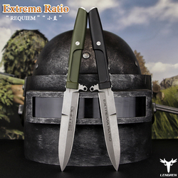 Extrema Ratio EDC tactical knife D2 hunting Knife survival knives fixed blade outdoor tool sharp diving knife for,Camping,Riding