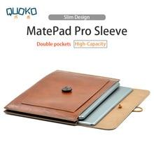 Ультратонкий чехол-сумка для HUAWEI MatePad Pro 10,8 2019 выпуска, водонепроницаемый чехол-сумка для iPad Pro 11