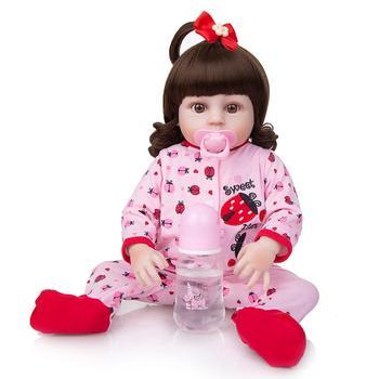 Кукла-младенец KEIUMI KUM18FS09-W02 4